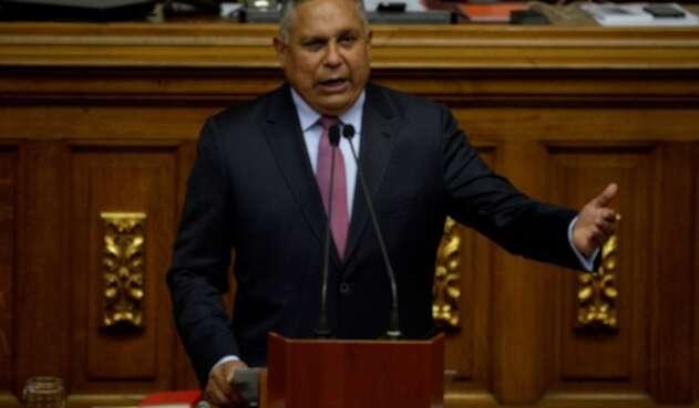 Pedro Carreño, diputado chavista
