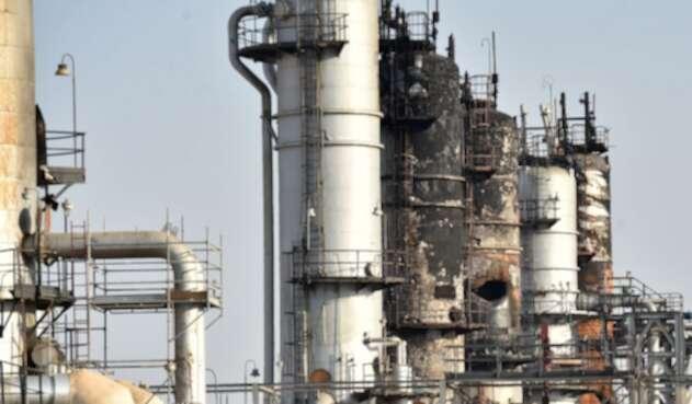 Ataque a petrolera de Arabia Saudí