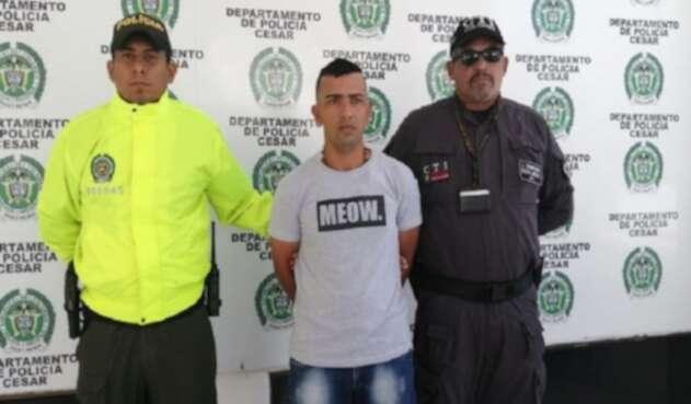 Presunto autor material del asesinato de Alberto 'Tico' Aroca