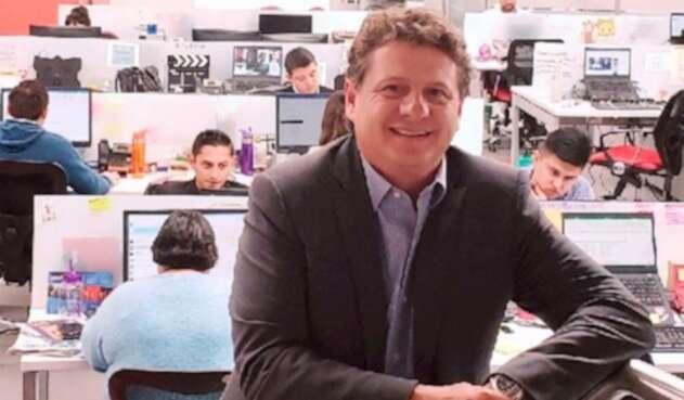 Ramiro Avendaño, presidente del Canal Uno