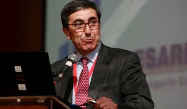 Roberto Steiner, codirector del Banco de la República