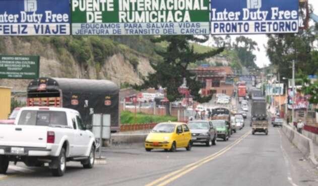 El cierre de la frontera afecta el comercio binacional