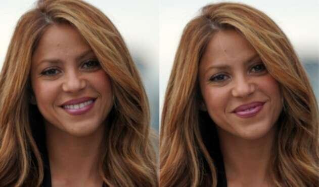 Shakira AFP