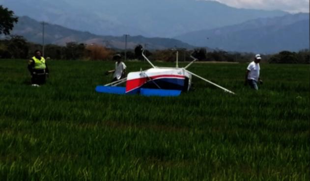Conozca como hizo el piloto para evitar morir en este incidente.
