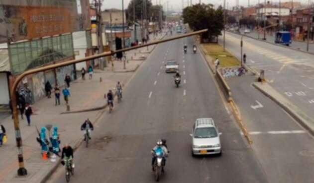 paro de transportadores informales