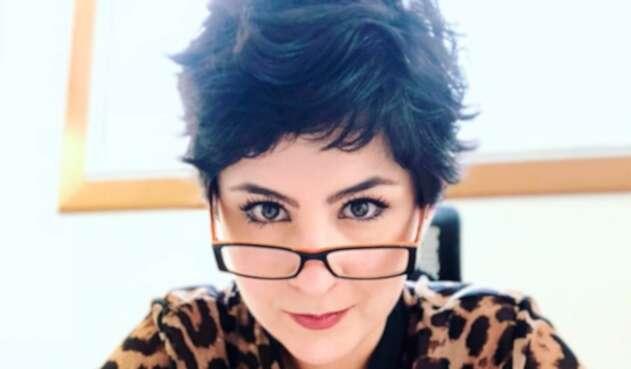 Sylvia Ramírez, coach y conferencista sobre felicidad
