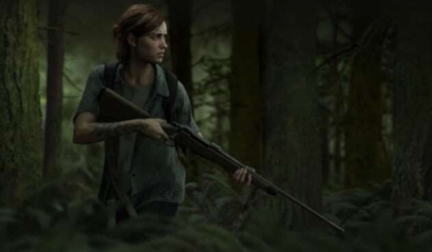 Elie protagoniza The Last of Us Part II