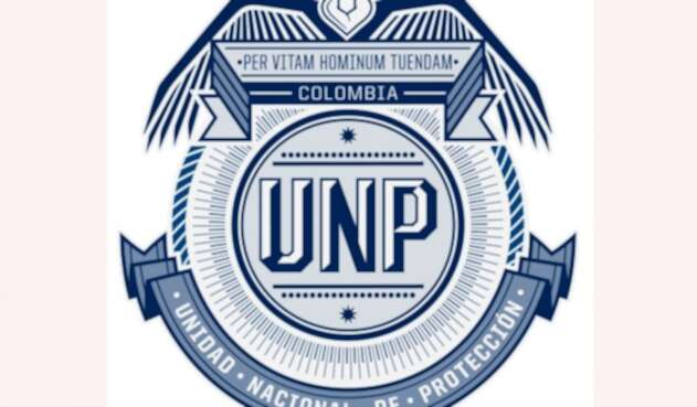Logo de la Unidad Nacional de Protección