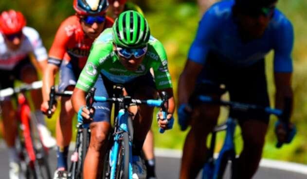 Vuelta a España, Nairo Quintana
