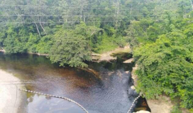 Derrame de crudo en Tibú