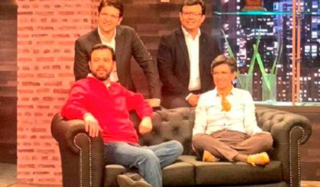 """Los candidatos a la Alcaldía de Bogotá en el programa """"Yo, José Gabriel"""""""