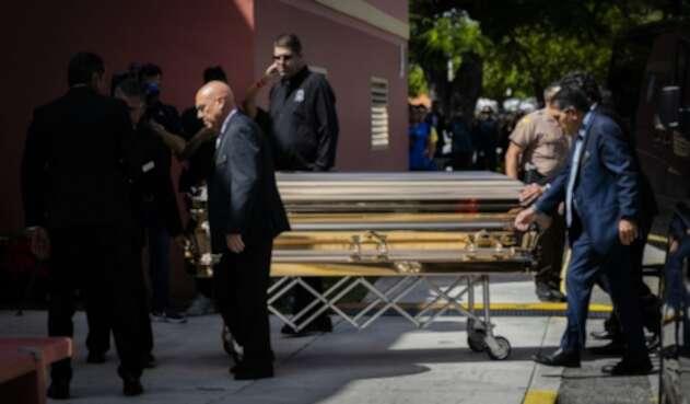 Funeral de José José