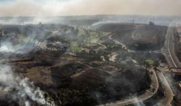 Incendios MExico