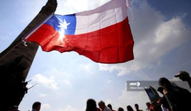 Marchas en Santiago de Chile