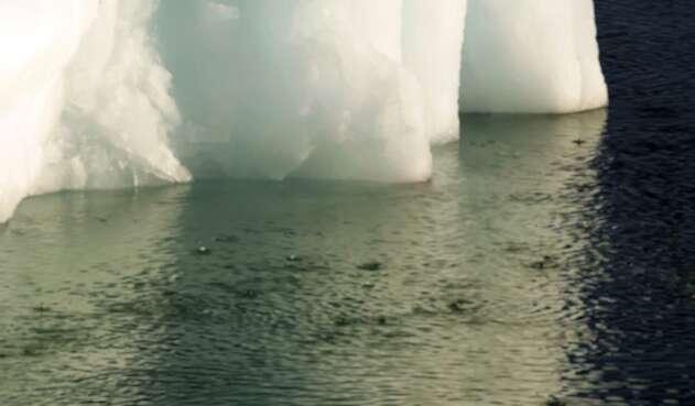 Deshielo de glaciares - Cambio climático - Calentamiento global