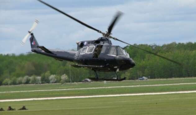 Aeronave Bell 412