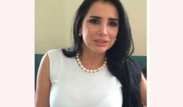 Aida Merlano, excongresista del Partido Conservador