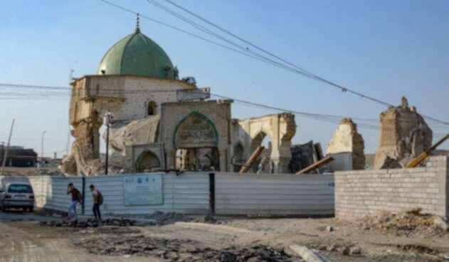 Lugar donde hallaron a Abu Bakr al-Baghdadi, líder del Estado Islámico