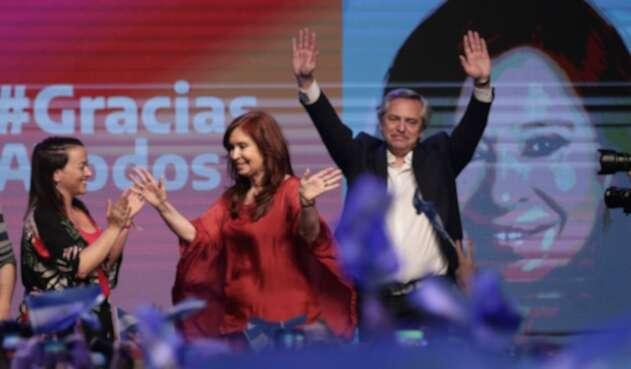Alberto Fernández y Cristina Fernández ganaron las elecciones en Argentina