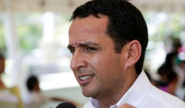 Wilmar Barbosa, alcalde de Villavicencio