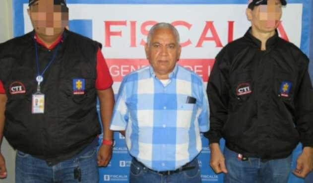 Captura del alcalde de Valle de San Juan, Héctor Orlando Padilla