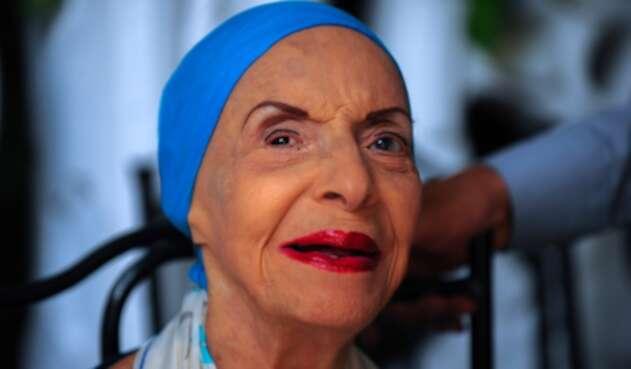 Alicia Alonso, bailarina cubana fallecida