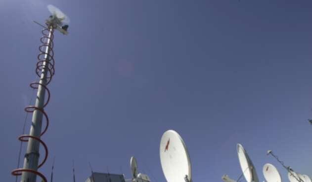Antenas tecnología