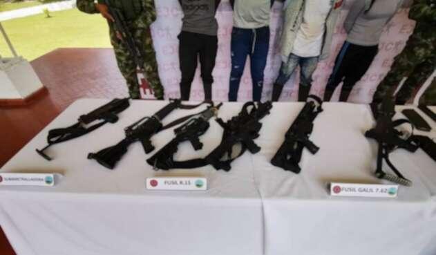 Armas disidentes