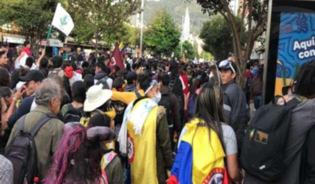 Universidades públicas y privadas se movilizan este 31 de octubre en diferentes ciudades
