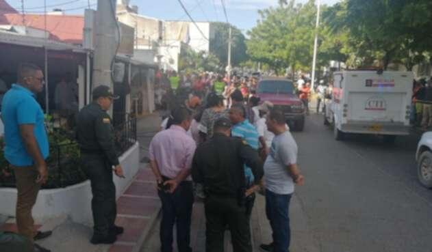 Diversos atentados se han presentado en la capital guajira contra miembros de le etnia wayuu