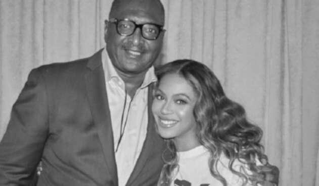 Beyonce y su padre