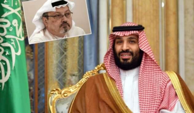 Mohamed bin Salman, responsable de crimen de Khashoggi