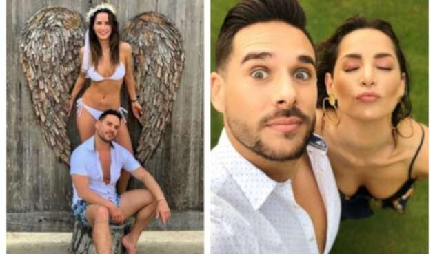 Matrimonio de Carmen Villalobos y Sebastián Caicedo