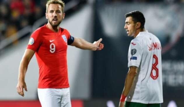 Partido Bulgaria vs Inglaterra por la Eurocopa 2020