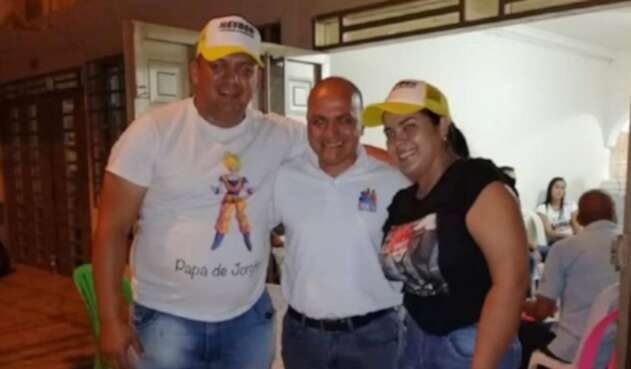 Candidato a la alcaldía de Tuluá, Valle del Cauca, John Jairo Gómez Aguirre