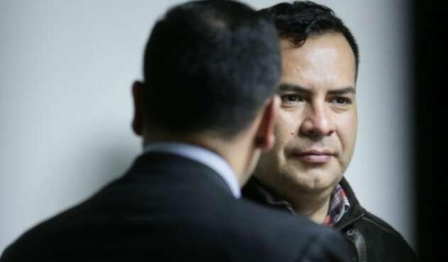 Capitán David Álvarez Cárdenas, señalado en fuga de Aida Merlano