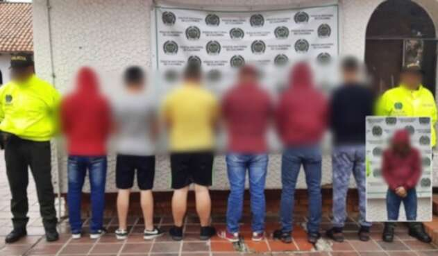 Capturados por abuso a menor de edad en Pamplona
