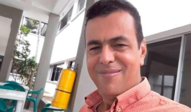 Carlos Arturo Zambrano Palacio,candidato a la Alcaldía del municipio de Baranoa (Atlántico)