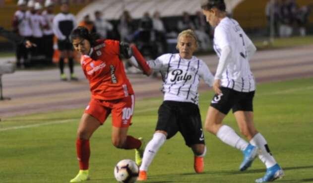 Catalina Usme- Copa Libertadores