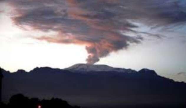 Volcán Nevado del Ruíz