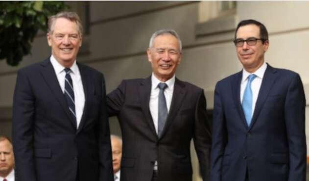 Se reanudan los diálogos comerciales entre EE.UU. y China