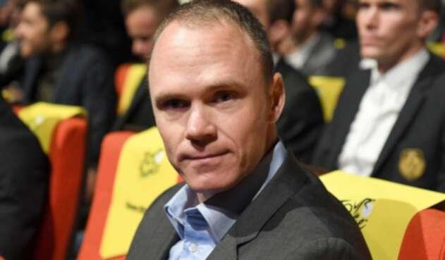 Chris Froome, ciclista británico del Ineos