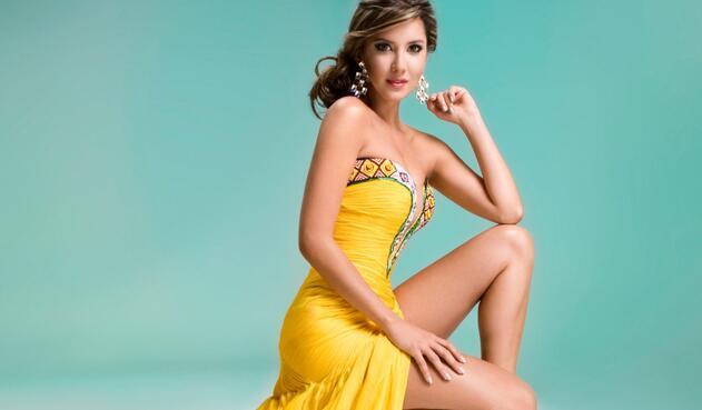 """""""Estoy en un proceso de estar bien conmigo misma y dedicarme a mi profesión"""", dijo Daniella Álvarez, ex Señorita Colombia"""