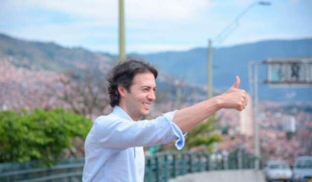 Daniel Quintero Calle, alcalde electo de Medellín