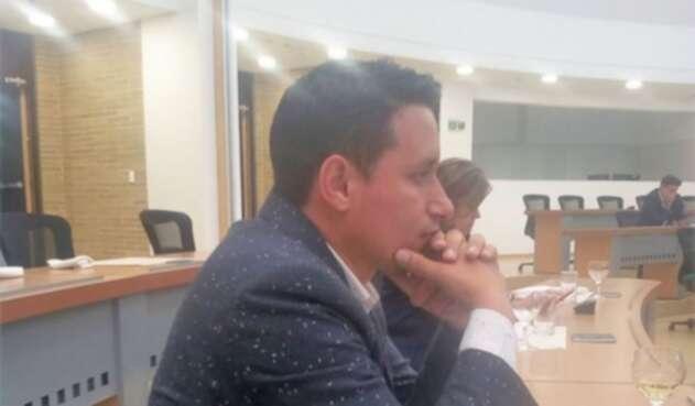 David Gutiérrez Mantilla, concejal de Chía y aspirante a reelección