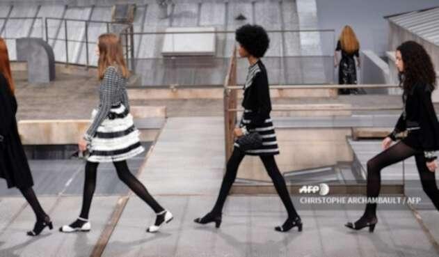 Desfile de Chanel octubre de 2019