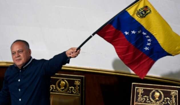 Diosdado Cabello, primer vicepresidente del Partido Socialista Unido de Venezuela