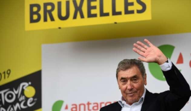 Eddy Merckx, la leyenda belga del ciclismo