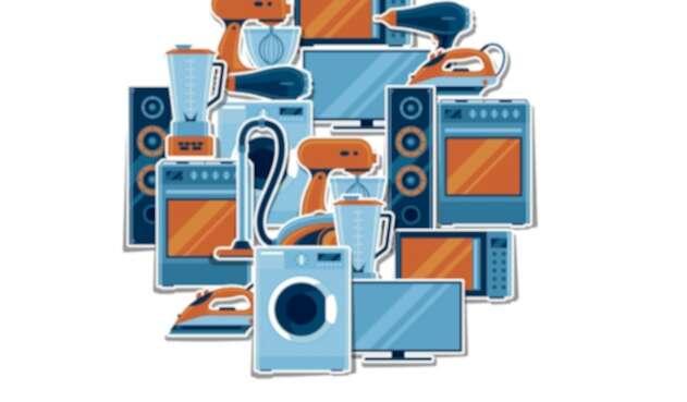 electrodomésticos consumen energía