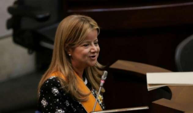Elsa Noguera, elegida gobernadora del Atlántico